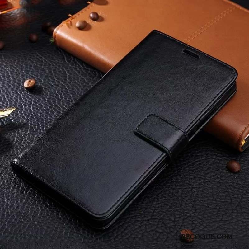 Huawei G7 Plus Étui Protection Business Coque De Téléphone Housse Étui En Cuir
