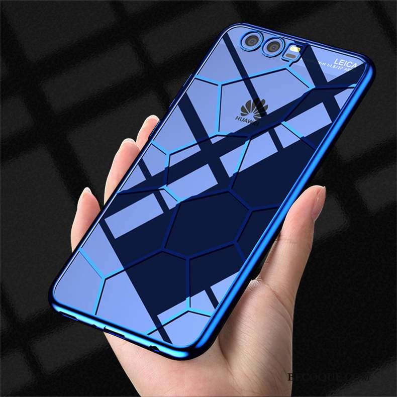 Huawei P10 Sac Étui Europe Or Coque De Téléphone Créatif