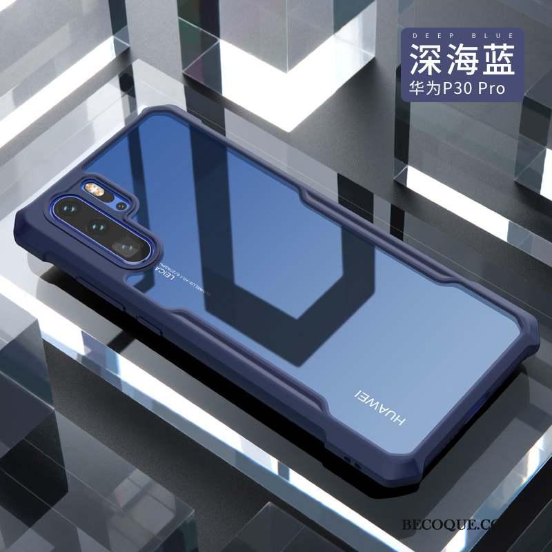 Huawei P30 Pro Transparent Tendance Ballon Coque De Téléphone Étui Incassable