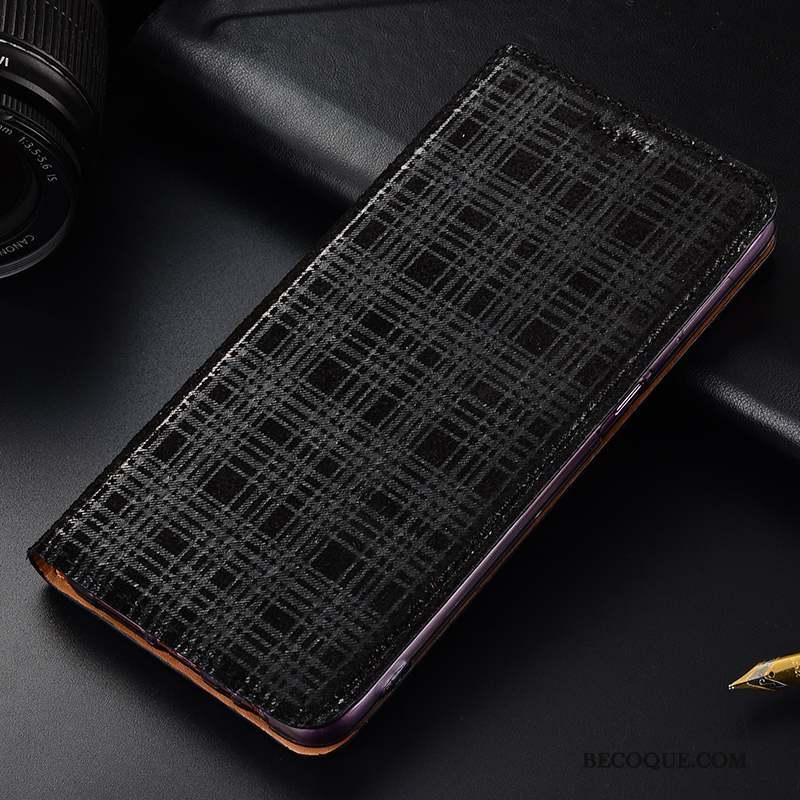 Motorola One Zoom Velours Protection Coque De Téléphone Étui Cuir Véritable Incassable