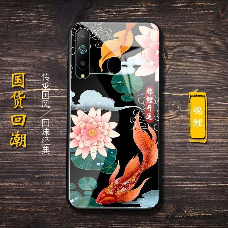 Samsung Galaxy A8s Créatif Incassable Protection Coque Étui Personnalité