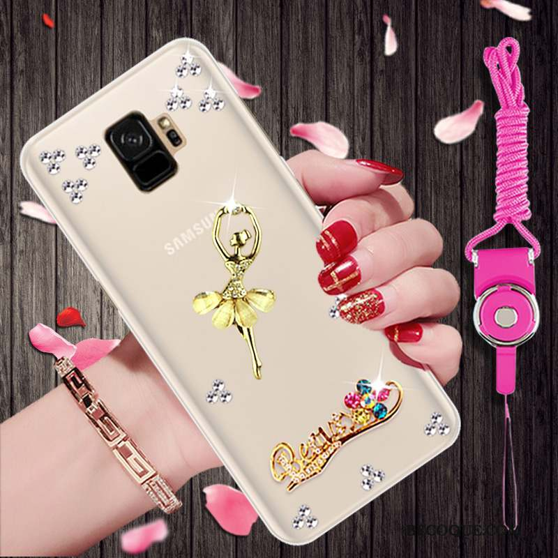 Samsung Galaxy J6 Coque De Téléphone Tendance Créatif Étui Silicone Dessin Animé