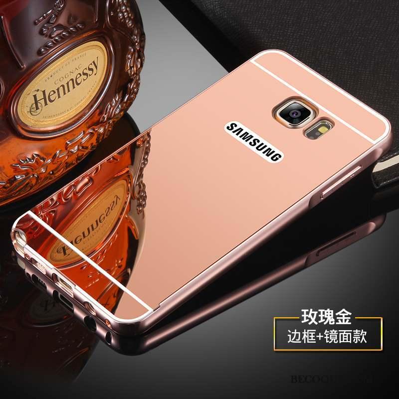 Samsung Galaxy Note 5 Protection Incassable Téléphone Portable Coque De Téléphone Border Couvercle Arrière
