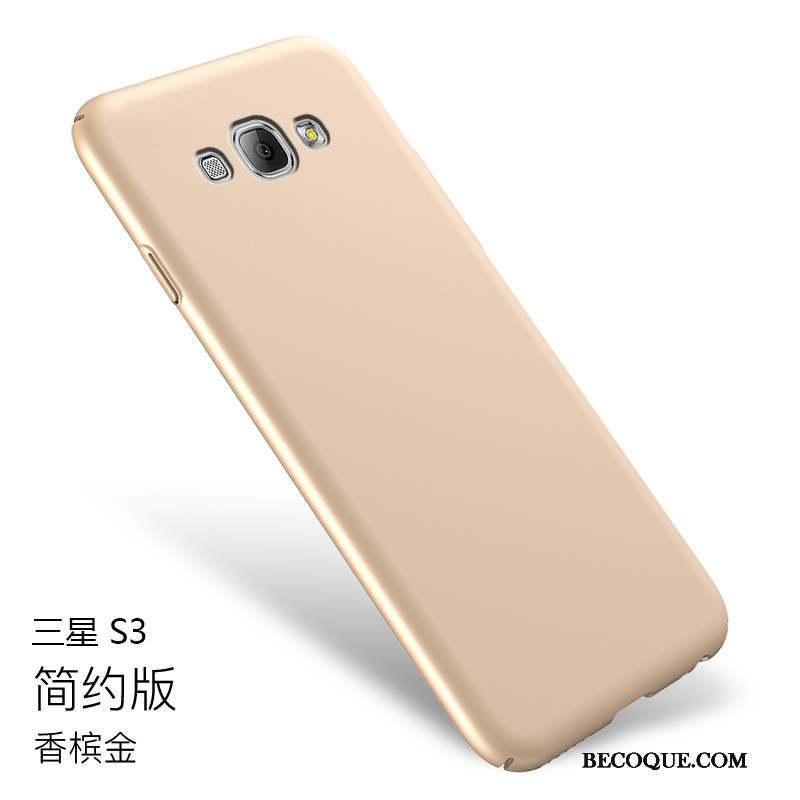 Samsung Galaxy S3 Silicone Étui Tout Compris Coque De Téléphone Difficile