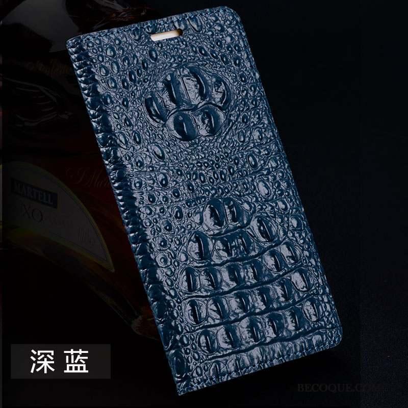 Samsung Galaxy S6 Edge Coque Protection Marron Étui Étui En Cuir Silicone Housse