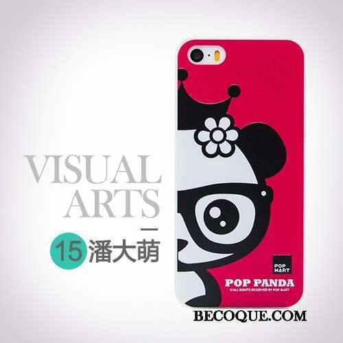 iPhone 5/5s Charmant Vert Coque De Téléphone Créatif Personnalité Dessin Animé