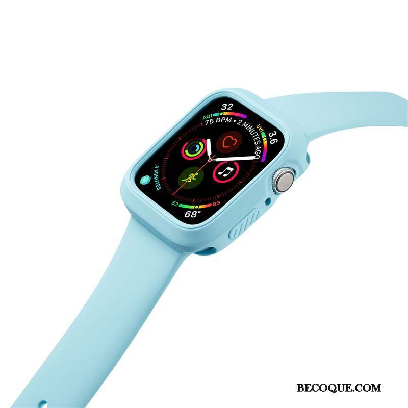 Apple Watch Series 1 Sport Silicone Coque Incassable