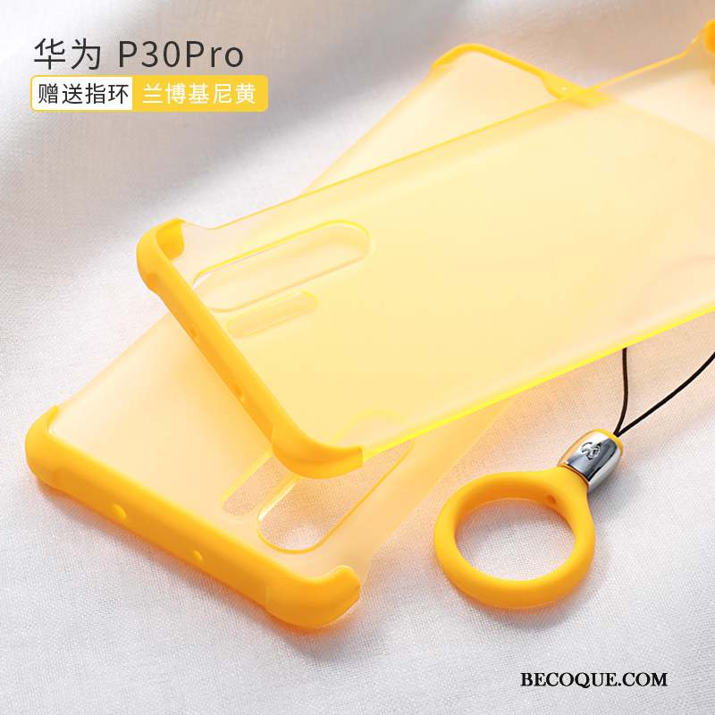 Huawei P30 Pro Coque Silicone Très Mince Ballon Protection Sentir Luxe