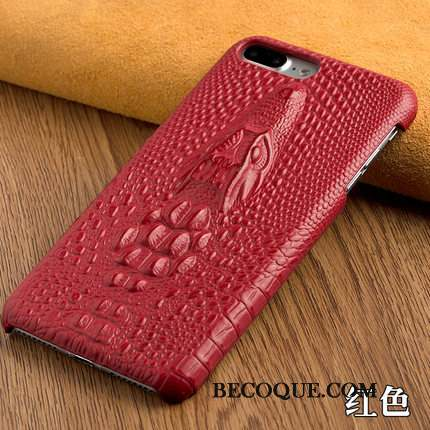 Moto G5 Plus Coque Luxe Protection Cuir Véritable Business Style Chinois Dragon