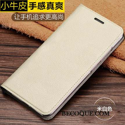 Moto Nexus 6 Coque Business Cuir Véritable Protection Difficile Housse Fluide Doux