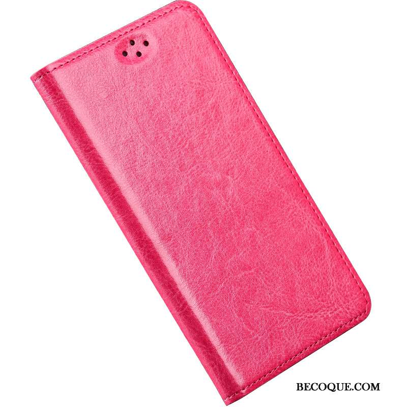Nokia 8 Coque Simple Silicone Étui Clamshell Rouge Protection