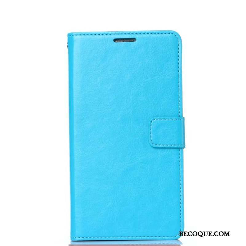 Samsung Galaxy J7 2017 Coque Bleu Protection Bordure Housse Étui Incassable