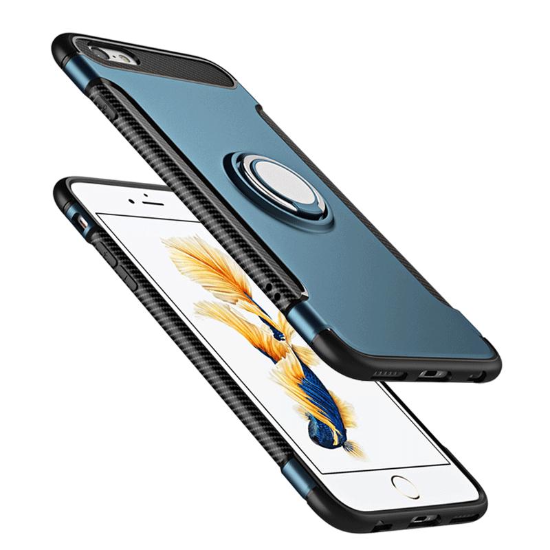 coque iphone 6 plus anneau