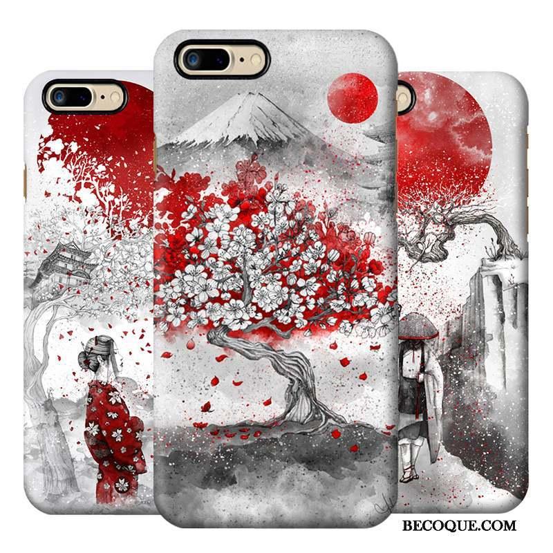 coque iphone 7 plus art