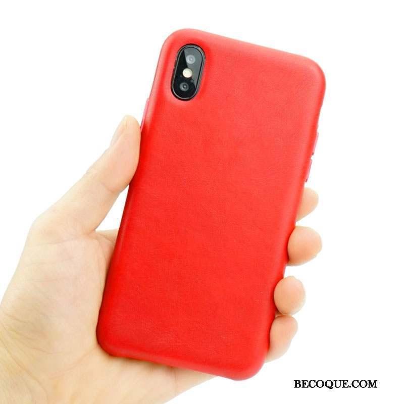 iphone x coque marque